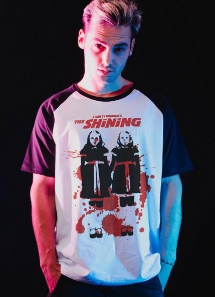 Camiseta Raglan O Iluminado