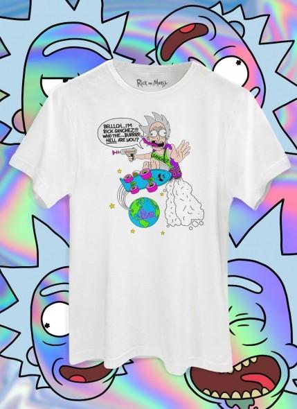 Camiseta Rick And Morty I'm Rick Sanchez