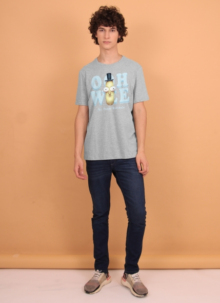 Camiseta Rick And Morty Mr. Poopy Butthole