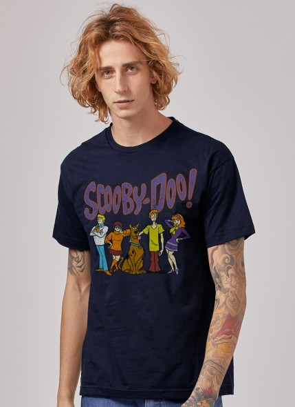 Camiseta Scooby-Doo Clássica