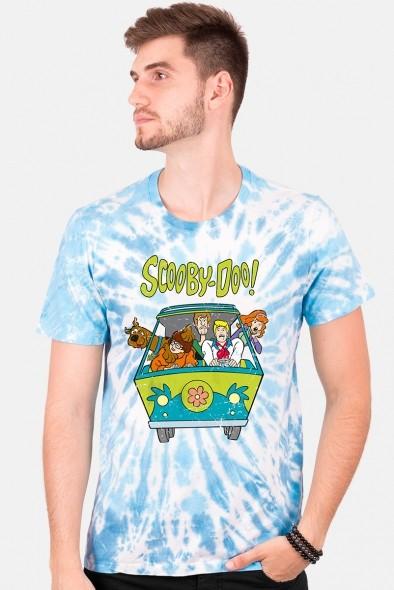 Camiseta Scooby! Máquina de Mistério Aventuras