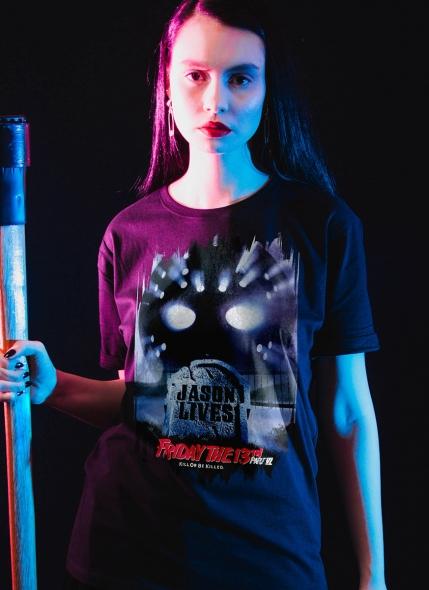Camiseta Sexta-Feira 13 Mate ou Morra