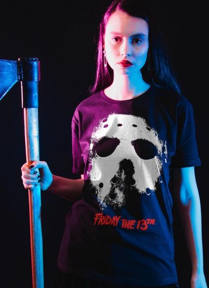 Camiseta Sexta-Feira 13 Shadow