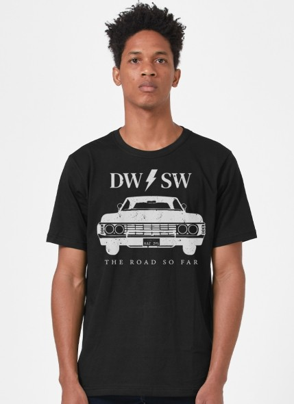 Camiseta Supernatural DW SW