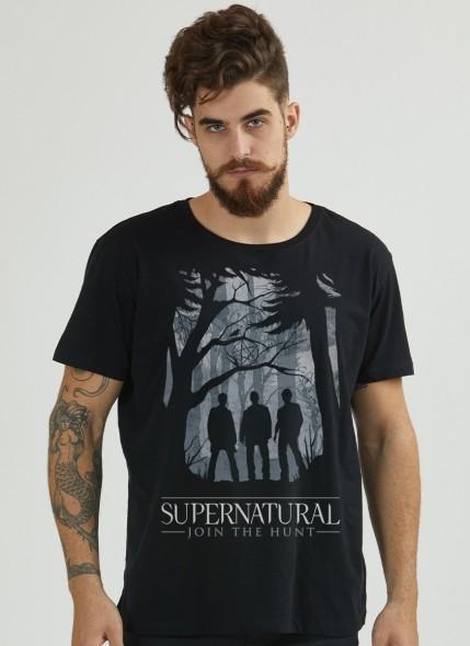 Camiseta Supernatural Sombras