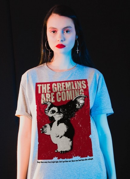 Camiseta The Gremlins are Coming