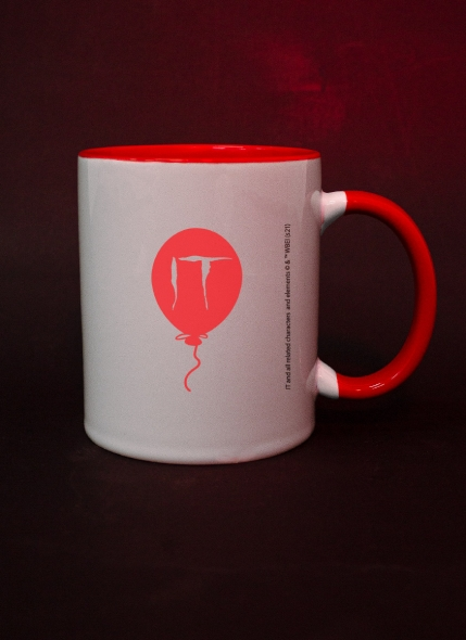Caneca IT A Coisa Pennywise