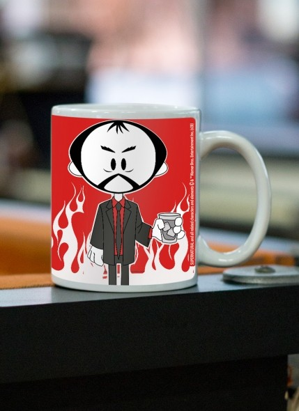 Caneca Supernatural Now If You Will