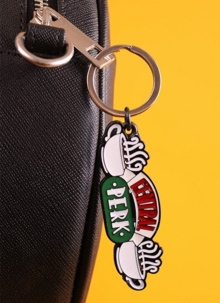 Chaveiro de Metal Friends Central Perk