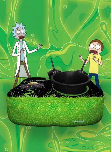 Kit de Cinema Rick And Morty Espaço