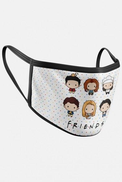 Máscara Friends Integrantes Mini