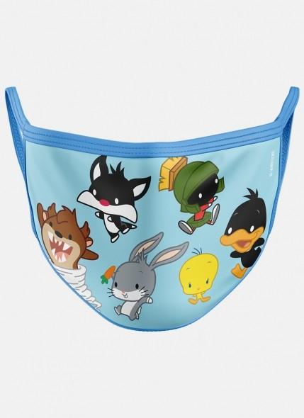 Máscara Looney Tunes Babys