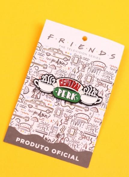 Pin de Metal Friends Central Perk