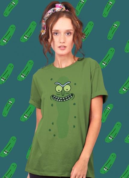T-shirt Rick And Morty Pickle Rick