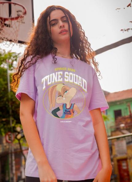 T-shirt Space Jam Lola Bunny