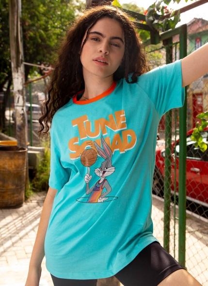 T-shirt Space Jam Tune Squad Pernalonga