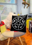 Almofada Supernatural Símbolo