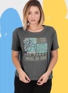 Camiseta Box Os Jetsons Rosey