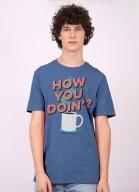Camiseta Friends Como Você Está