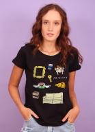 Camiseta Friends Universo