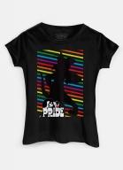 Camiseta Looney Tunes Frajola Pride