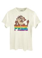Camiseta Looney Tunes Taz Pride