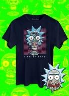 Camiseta Rick And Morty I Do Science