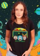 Camiseta Rick And Morty Imortal
