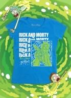 Camiseta Rick And Morty Pose