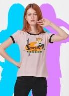 Camiseta Ringer Os Jetsons Jane