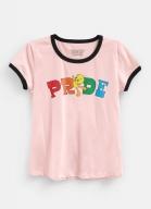Camiseta Ringer Looney Tunes Piu-Piu Pride