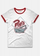 Camiseta Ringer Riverdale Pop's