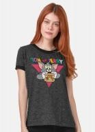 Camiseta Ringer Tom e Jerry Sanduíche