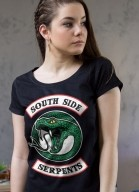 Camiseta Riverdale South Side Serpents