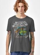 Camiseta Scooby! Máquina de Mistério Vintage