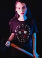 Camiseta Sexta-Feira 13 Máscara do Jason