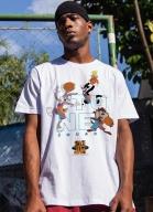 Camiseta Space Jam Basquete