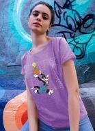 Camiseta Space Jam Frajola Tune