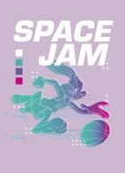Camiseta Space Jam Pernalonga Neon