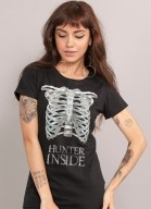 Camiseta Supernatural Hunter Inside