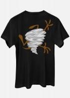 Camiseta Taz Bom e Mau Humor