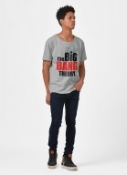 Camiseta The Big Bang Theory Logo