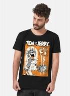 Camiseta Tom e Jerry Torradeira