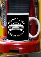 Caneca Supernatural Carry On My
