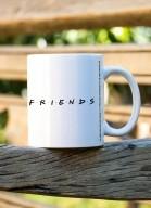 Caneca Friends Integrantes Mini