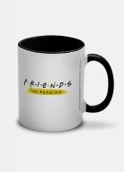 Caneca Friends The Reunion Nomes