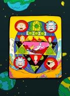 Capa de Notebook Rick And Morty Imortal