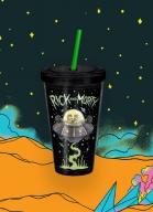 Copo Rick And Morty Espaço