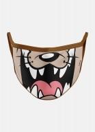 Máscara Looney Tunes Taz Boquinha