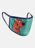 Máscara Scooby! Rosto